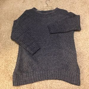 Worn once. Sz S Lou & Grey oversized sweater